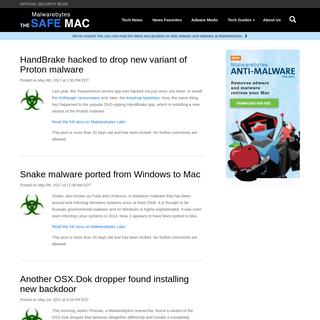 The Safe Mac
