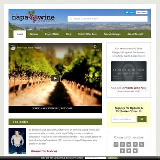 The Napa Wine Project -