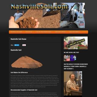 Nashville Soil Delivery Topsoil Brentwood Franklin Spring Hill Nolensville