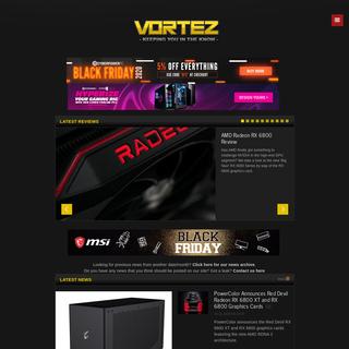 Vortez - Computer Hardware News & Reviews