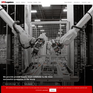 Pivotal Supply Chain Solutions - XPO Logistics