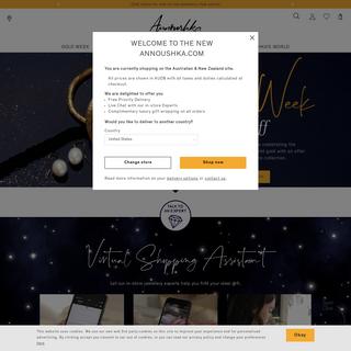 Annoushka.com — Fine Jewellery by Annoushka Ducas