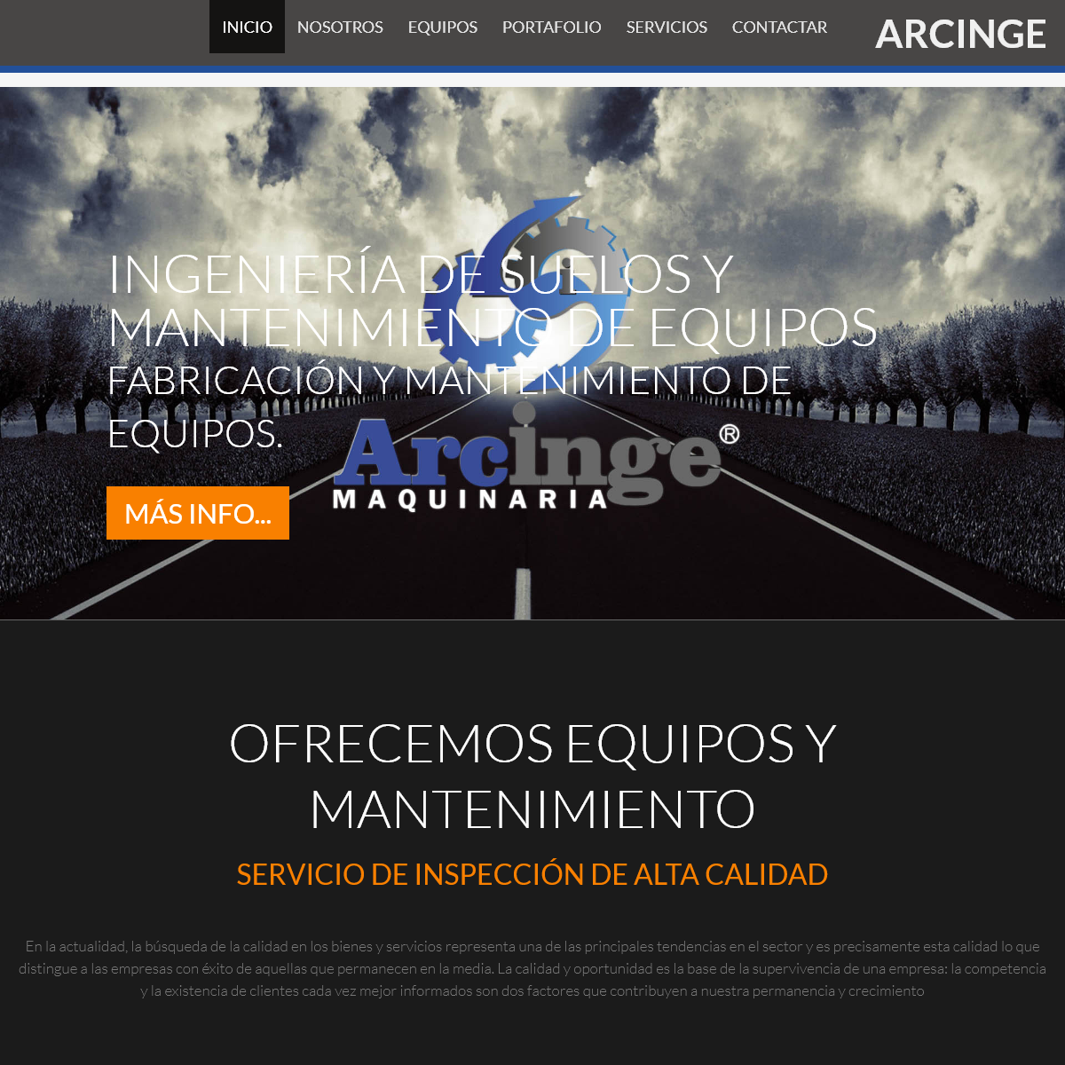 Arcinge Maquinaria