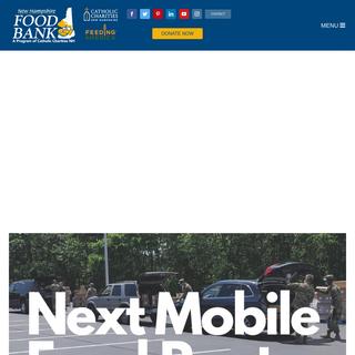 NH Food Bank - The New Hampshire Food Bank