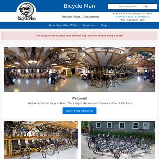 Home - Bicycle Man
