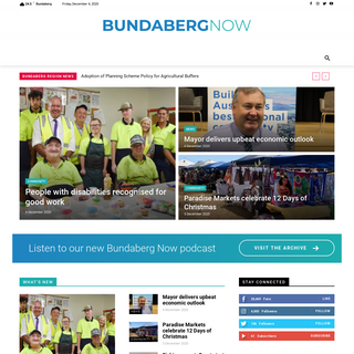 Bundaberg Now – Bundaberg news