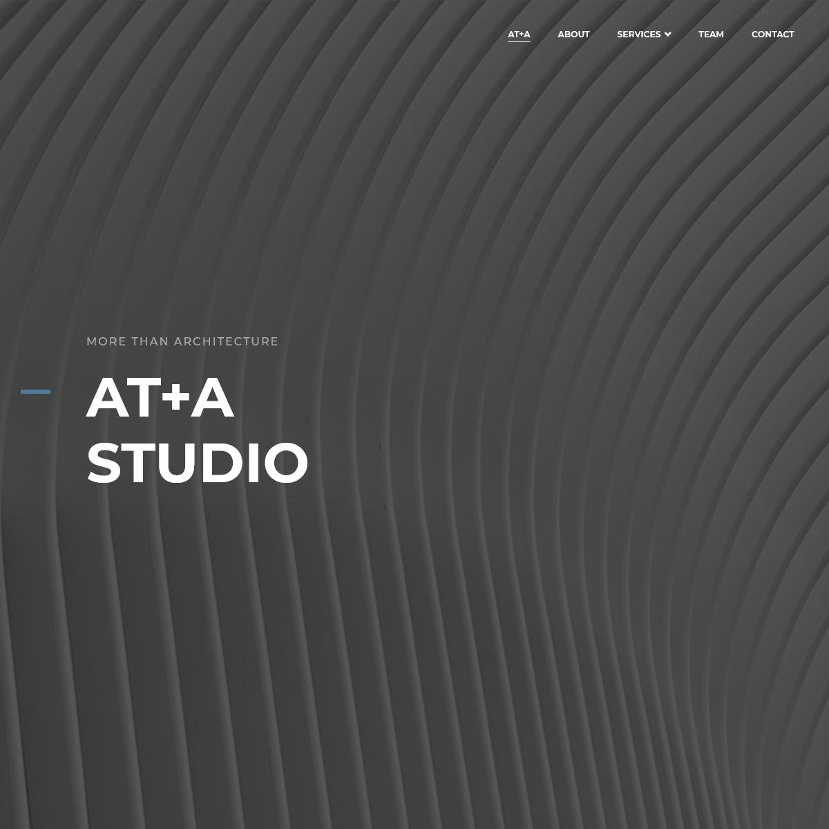 AT+A Arquitectos – Arquitectura y Diseño