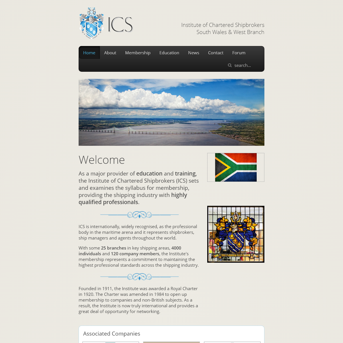Institute of Chartered Shipbrokers - South Wales & West