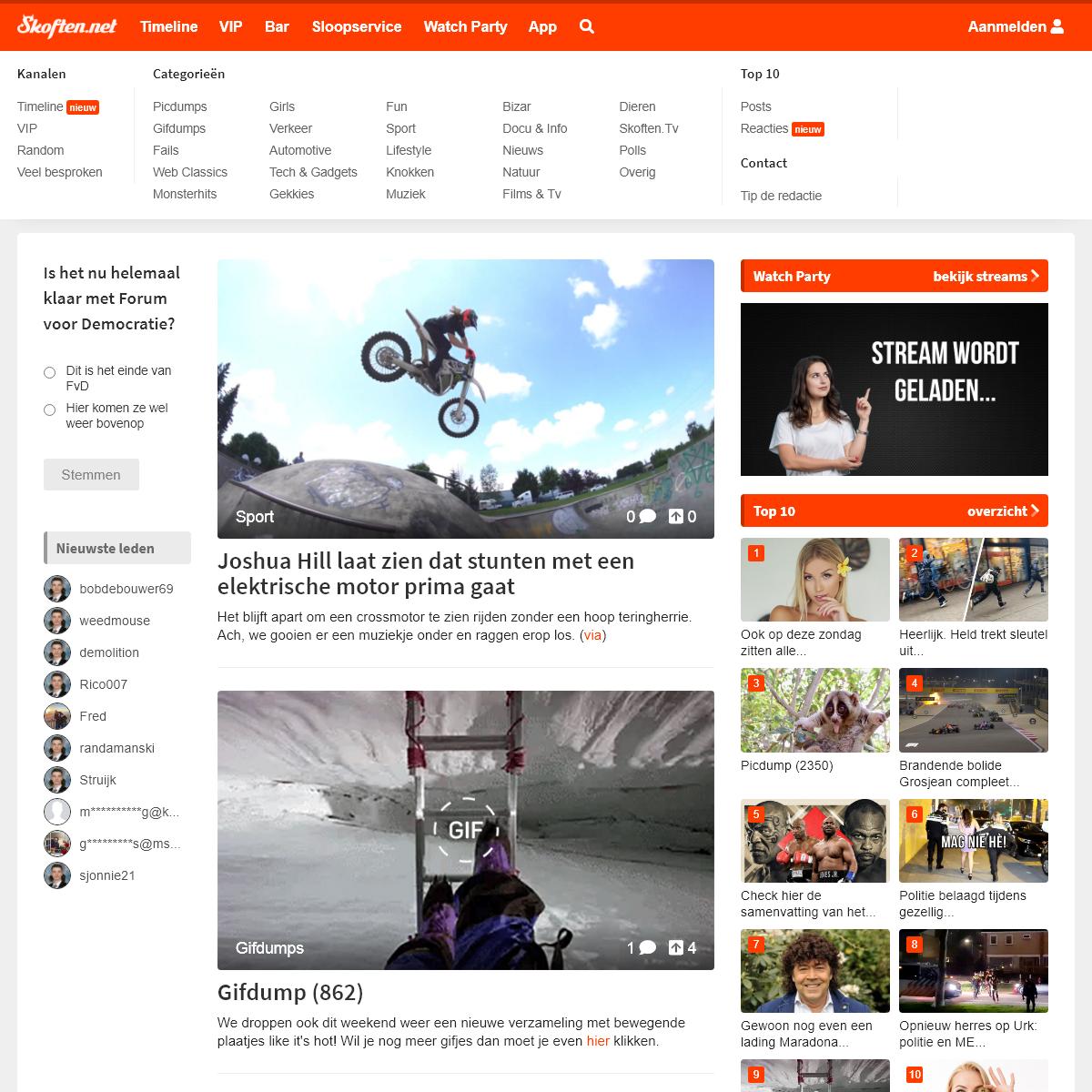 Skoften.net - Skoften.net - Je dagelijkse dosis nieuws & virals