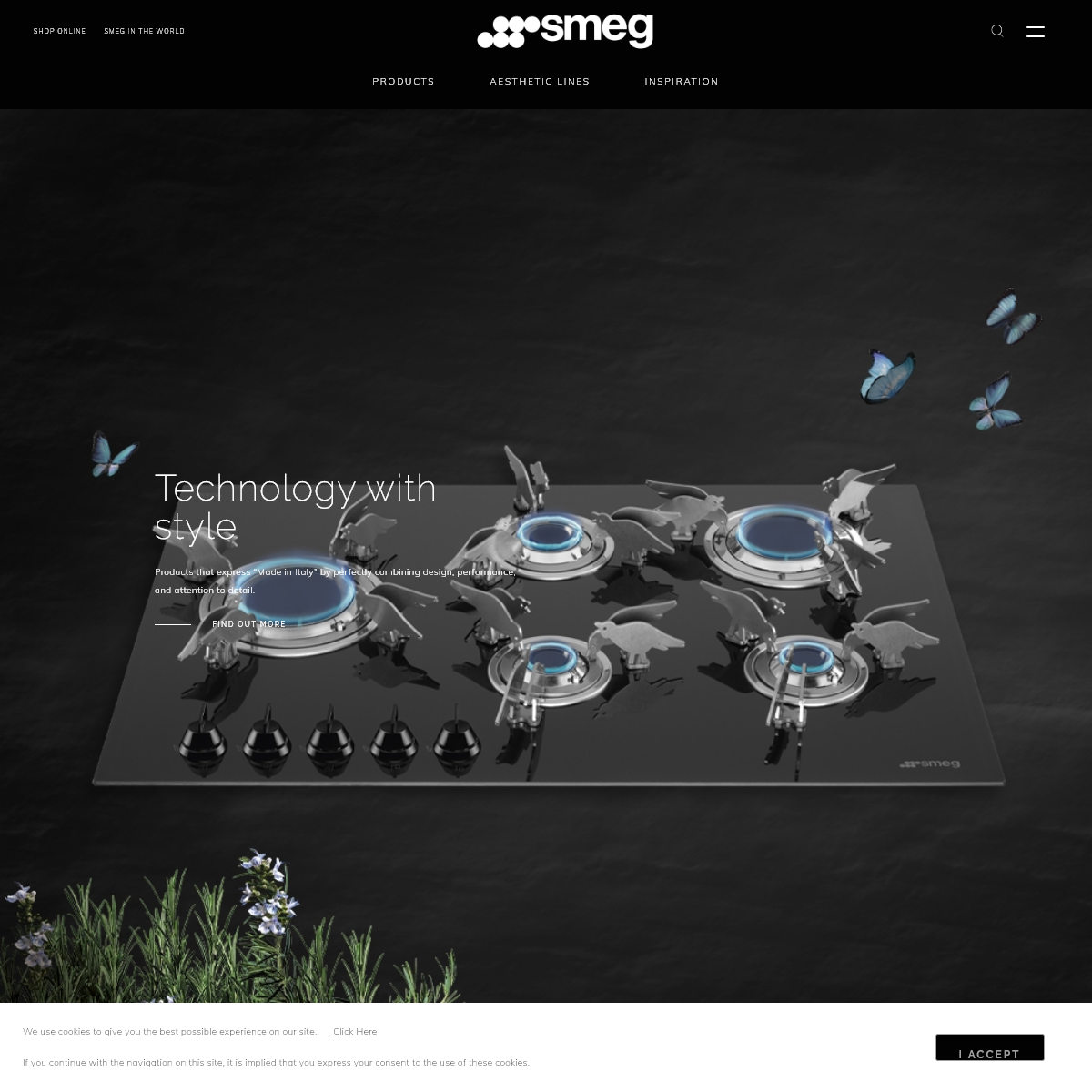 Smeg - Technology with style - Smeg.com