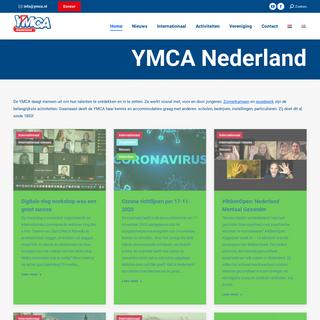 YMCA Nederland - YMCA Nederland