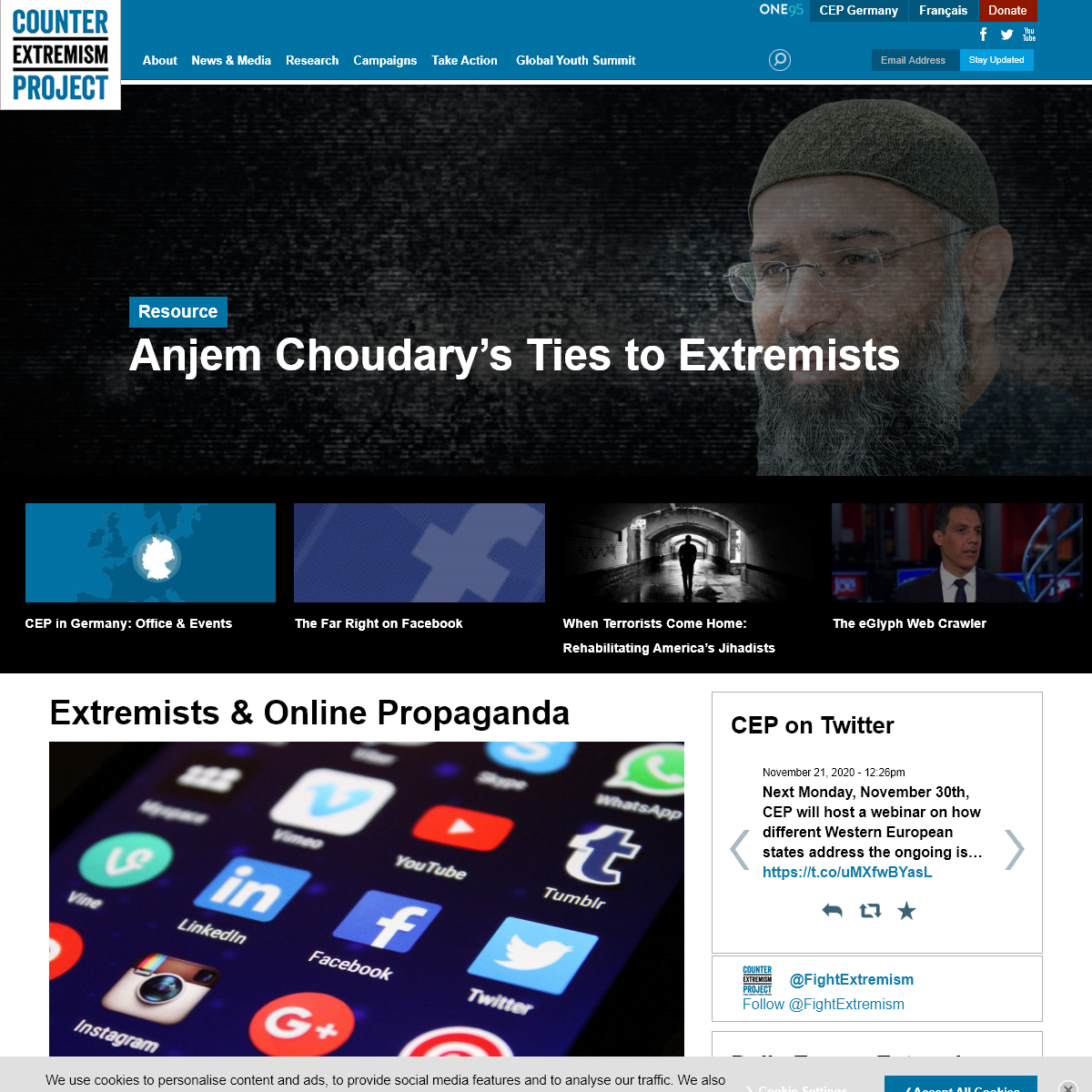 Counter Extremism Project