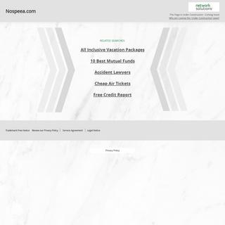 Nospeea.com
