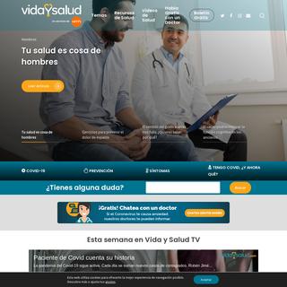 Información sobre salud - Salud TV, Videos, Consejos, Prevención y otros