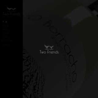 TwoFriends – Two friends, dois amigos que juntos fizeram nascer um projeto, arrojado, inovador e com uma forte ligação ao mu