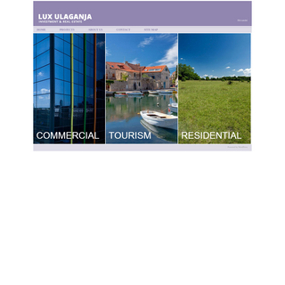 Lux ulaganja - Lux ulaganja, Zagreb, Investment and Real Estate in Croatia - Razvoj i upravljanje nekretninama