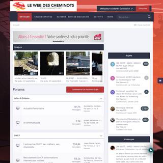 Forum cheminots - SNCF, ECR, VFLI, Europe, FRET - Photos et vidéos de trains - Usagers de la SNCF