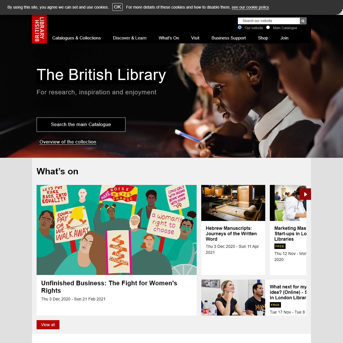 The British Library - The British Library