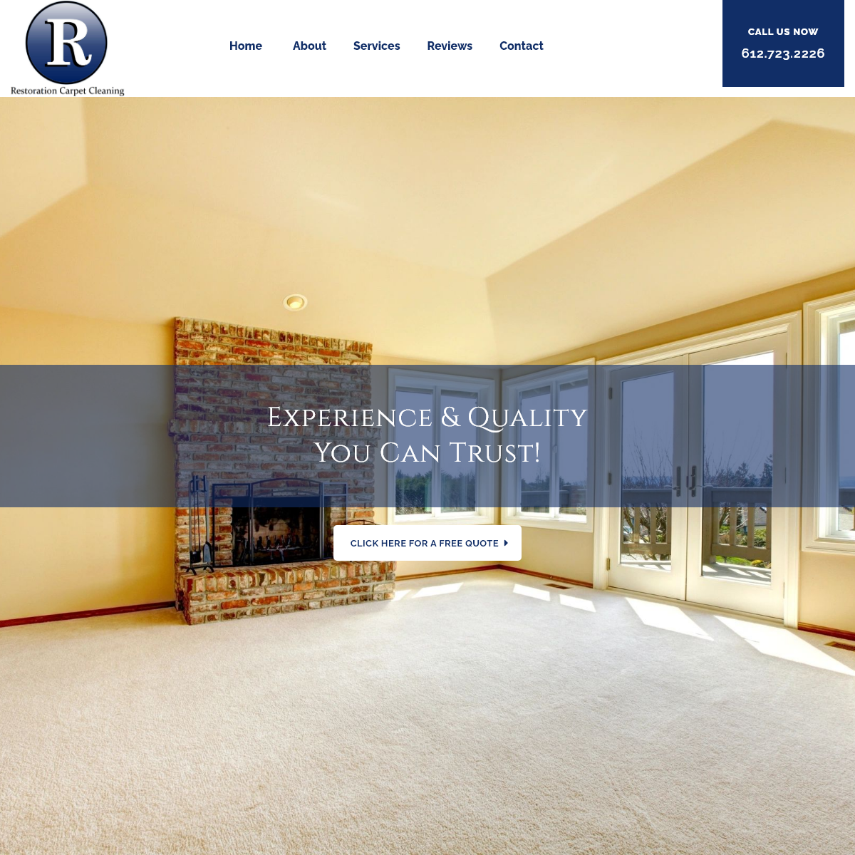 Restoration Carpet Cleaning – Residential Carpet Cleaning Services