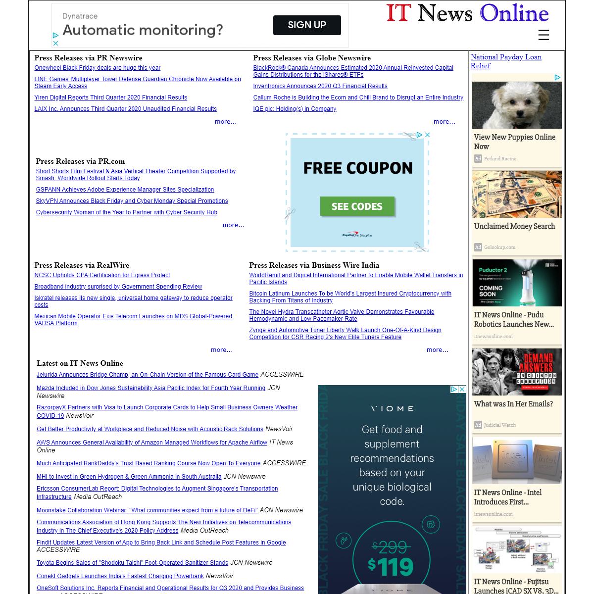 IT News Online