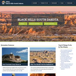 Black Hills South Dakota Vacations - AllTrips