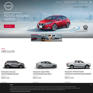 Nissan – Innovation that excites