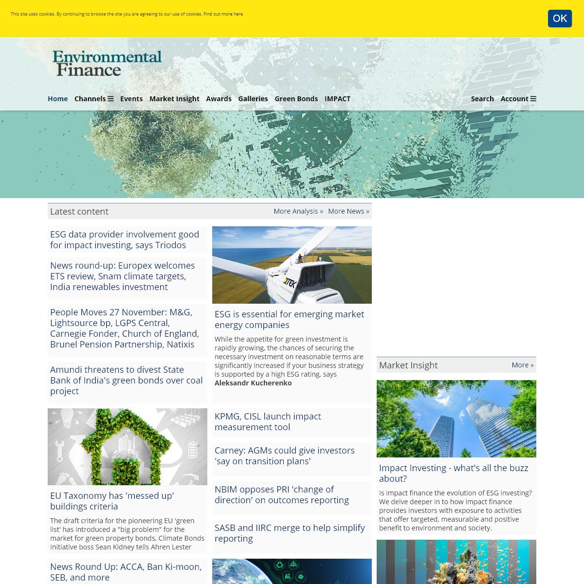 Home - Environmental Finance