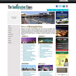 The Immigration Times