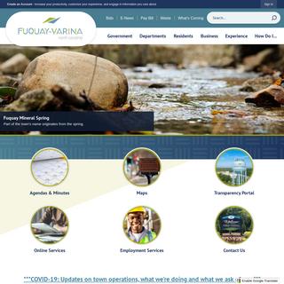 Fuquay-Varina, NC - Official Website