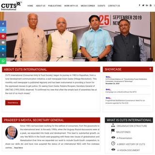 CUTS International - Consumer Unity & Trust Society