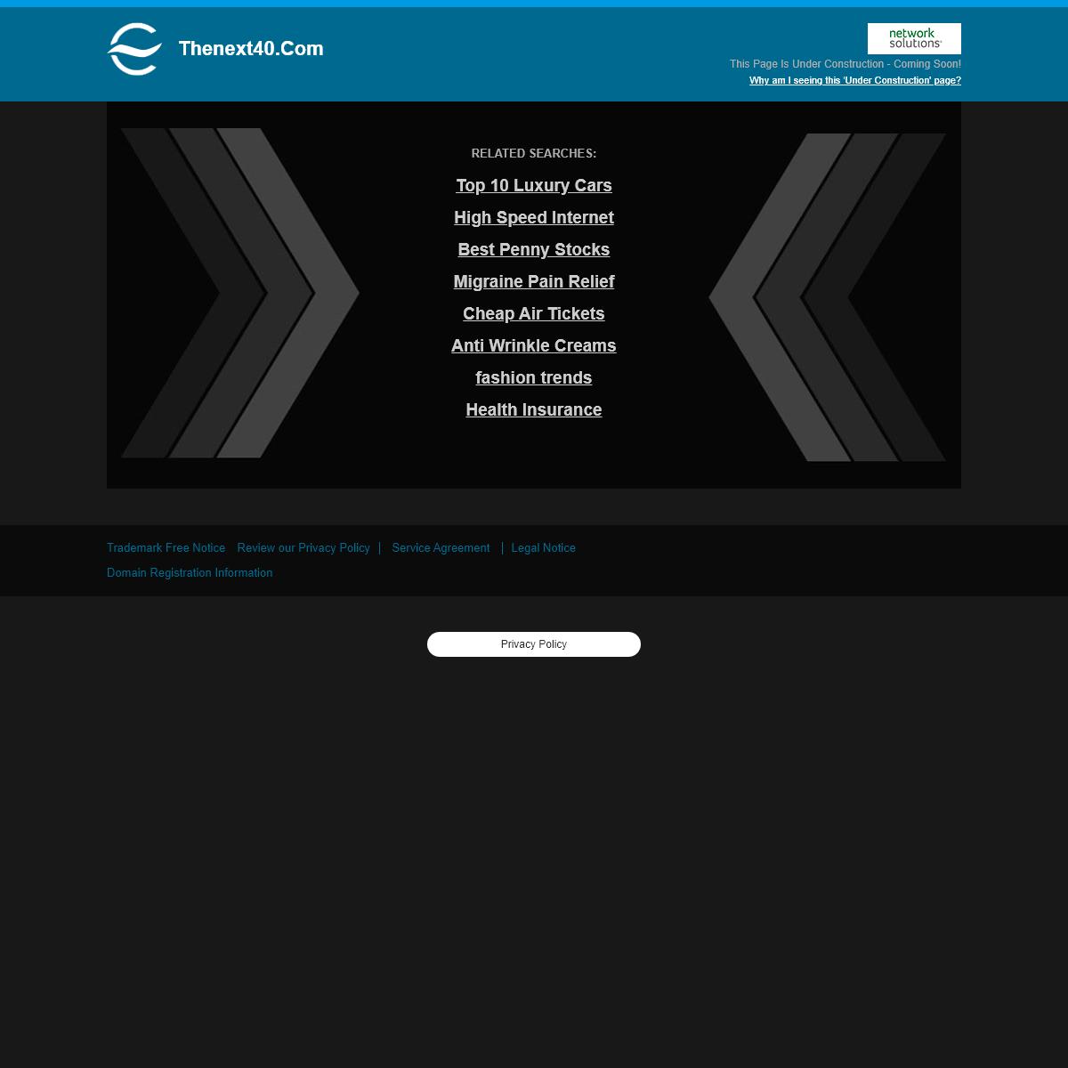 Thenext40.com