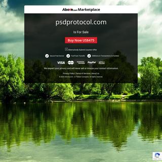 psdprotocol.com - Above.com Marketplace