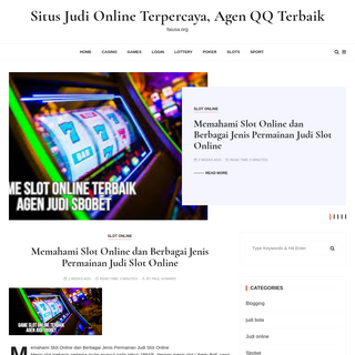 Situs Judi Online Terpercaya, Agen QQ Terbaik - faiusa.org