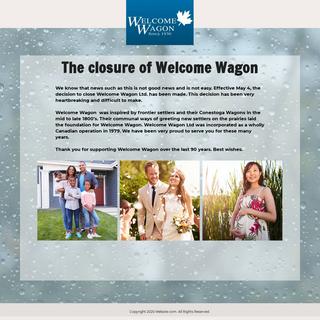 Home - WelcomeWagon