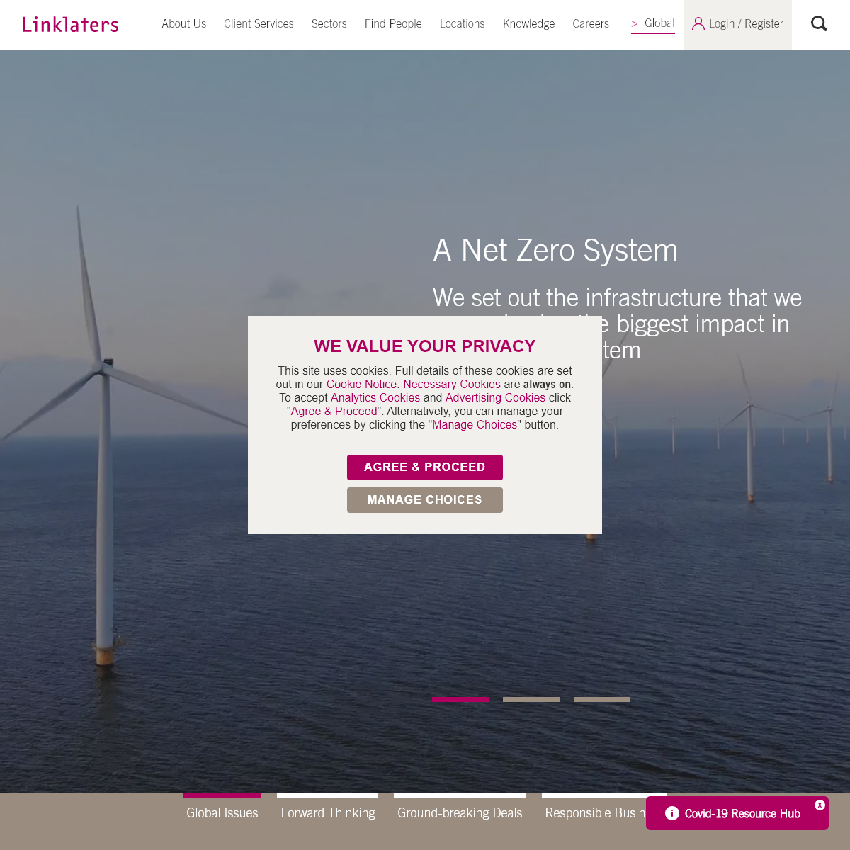 Home - Linklaters - Global Law Firm - Global Lawyers