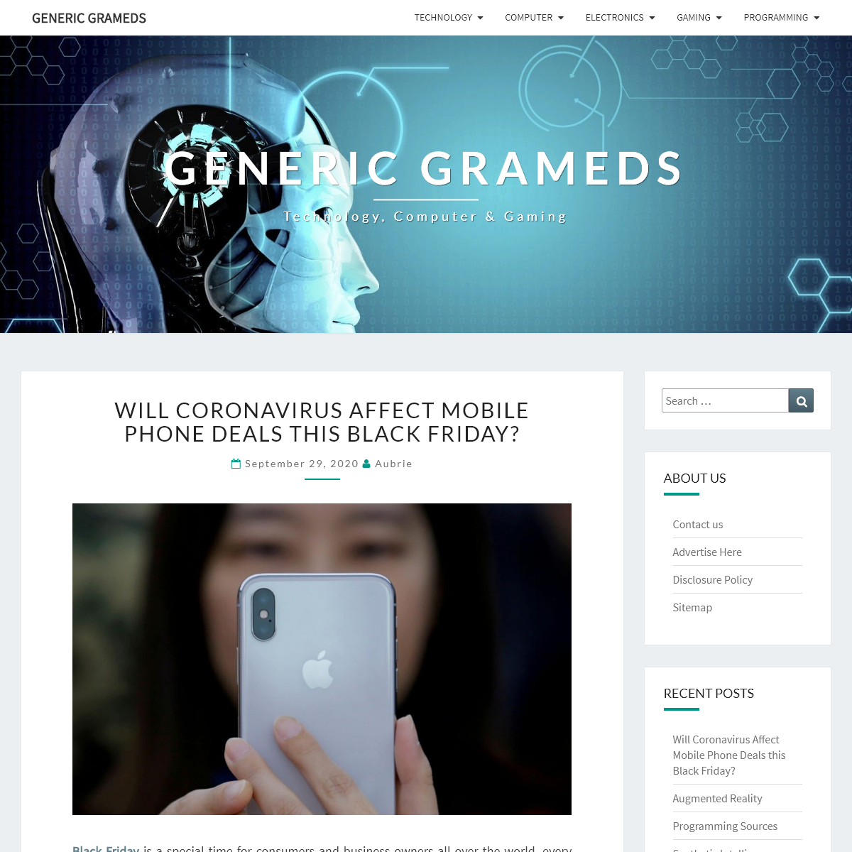 generic grameds - Technology, Computer & Gaming
