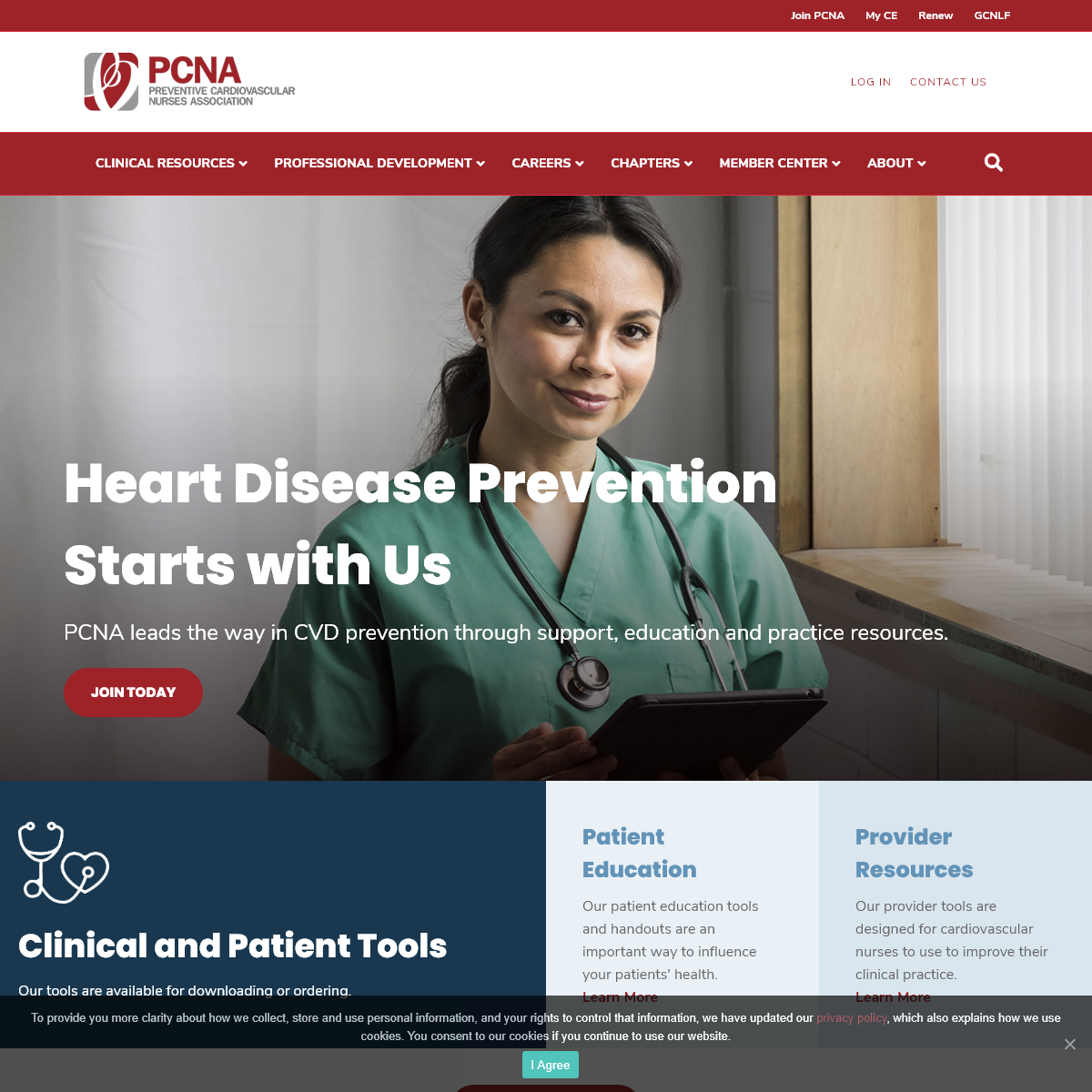 PCNA - Preventive Cardiovascular Nurses Association