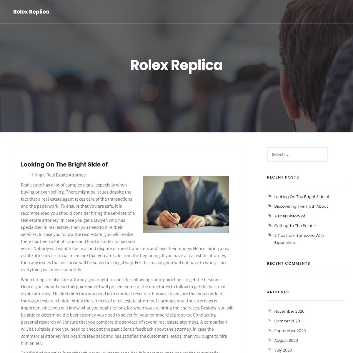 Rolex Replica