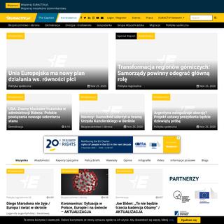 EURACTIV.pl – Unia Europejska – najnowsze wiadomości, analizy, wywiady
