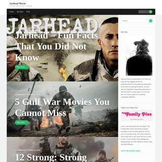 Jarhead Movie - Gulf War Movies, Jake Gyllenhaal...