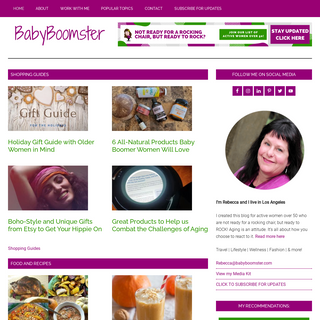 Travel - Lifestyle for Women Over 50 - BabyBoomster