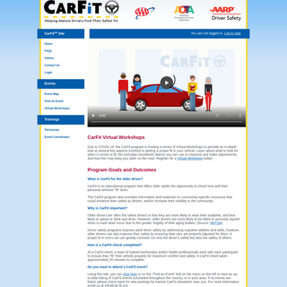 A complete backup of car-fit.org