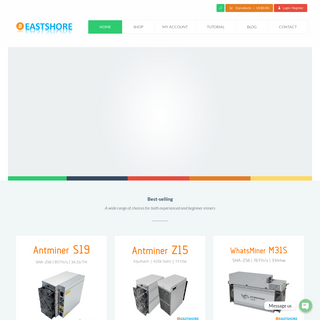 EastShore Mining Devices - The Best Supplier of Cryptocurrency Mining Devices