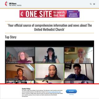 United Methodist News Service