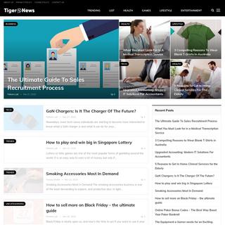 The Tiger News - Best News Source