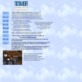 Telecom, Media and Finance Associates, Inc.