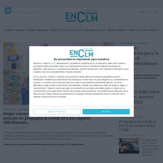 El periódico diario digital de Castilla-La Mancha
