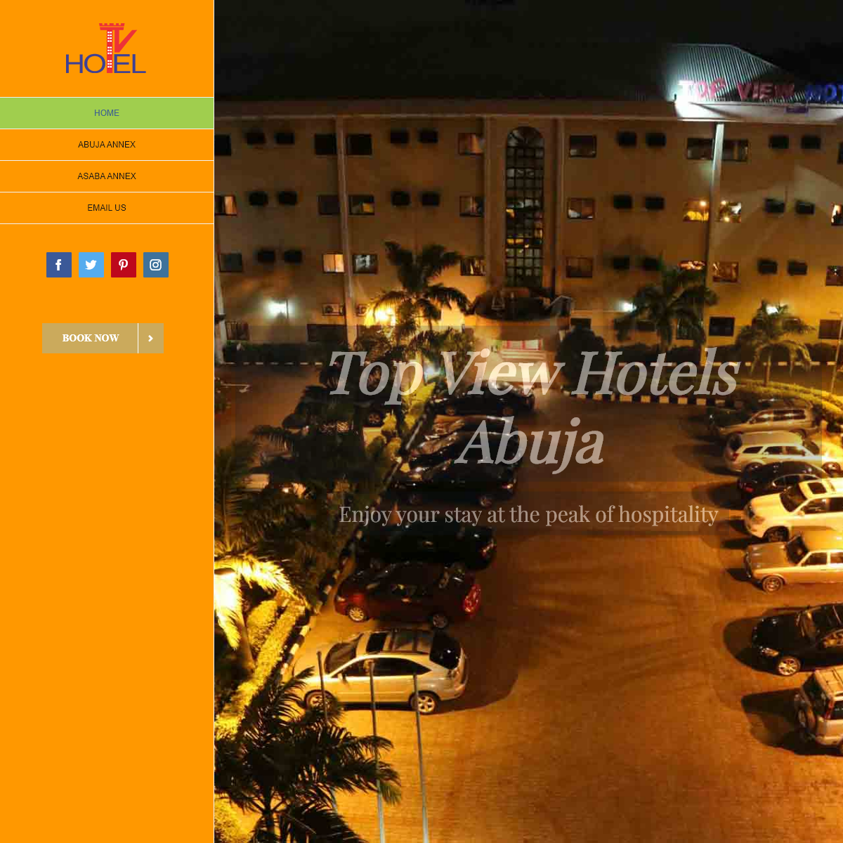 Welcome to Top View Hotels – …the peak of hospitality