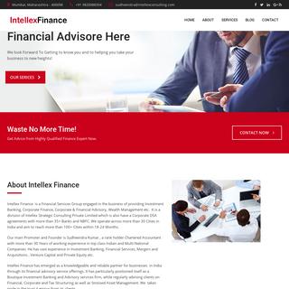 IntellexFinance - Financial Services Group