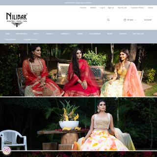 Nilibar Online Store